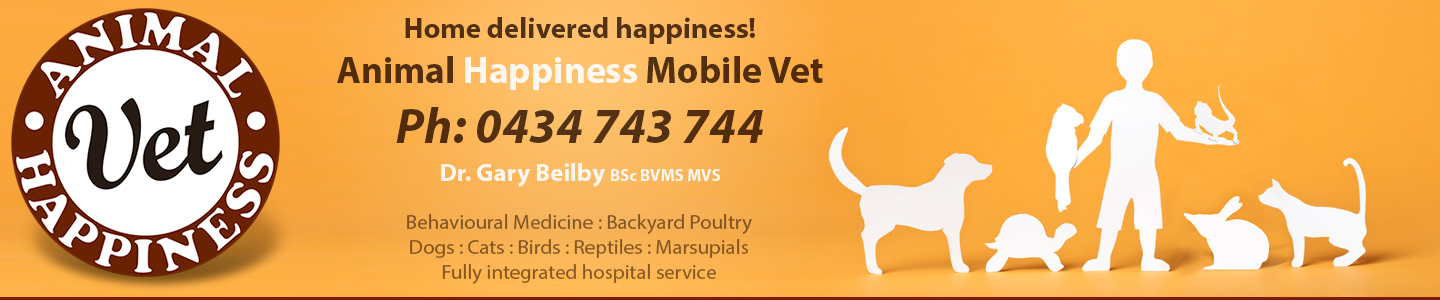Animal Happiness Mobile Vet Perth